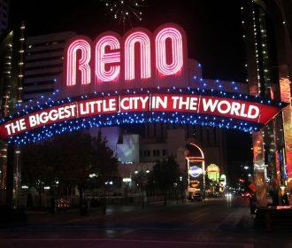 Reno, USA: la sorella minore di Las Vegas